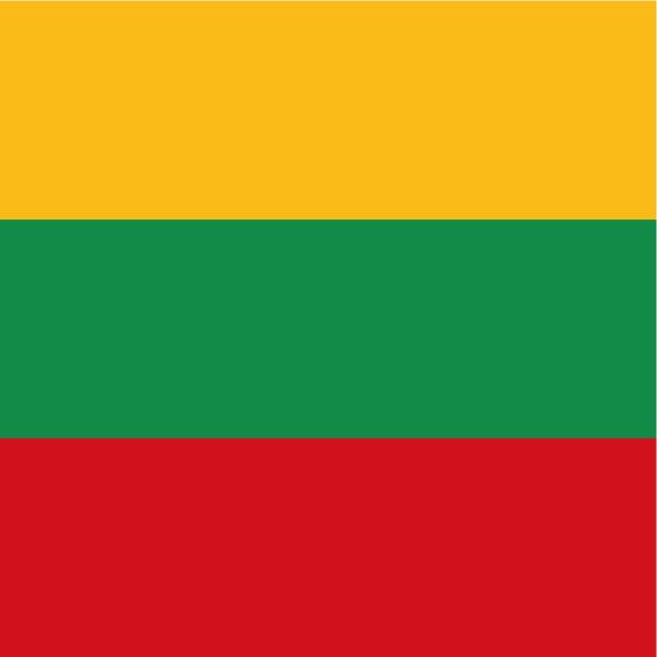 drapeau lithuanie